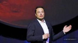 Элон Маск – космонавт