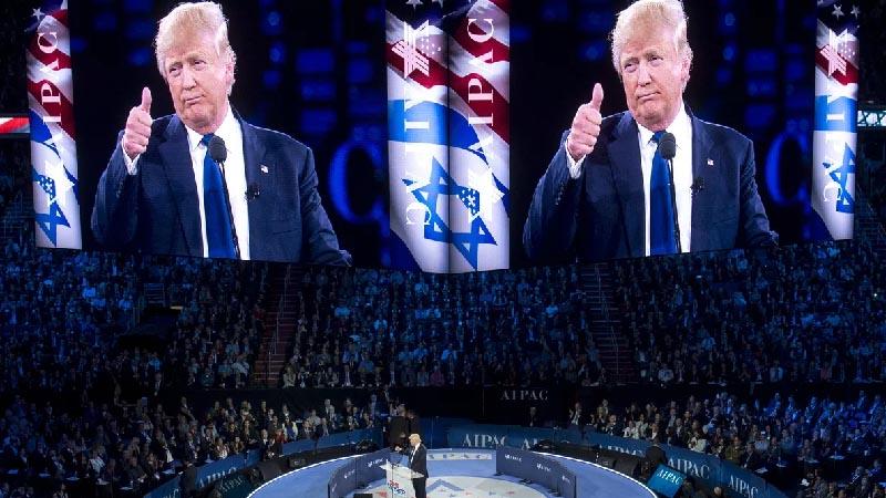 Трамп возьмется примирить Израиль с Палестиной