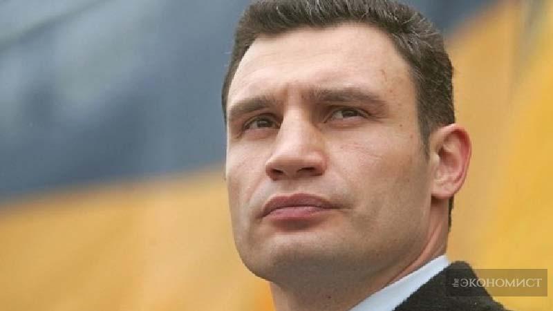 мер Кличко