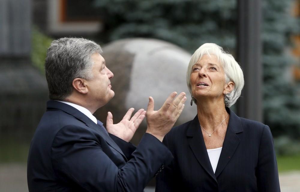 Требования МВФ в Украине