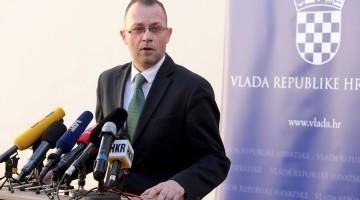Министр культуры Хорватии Златко Хасанбегович