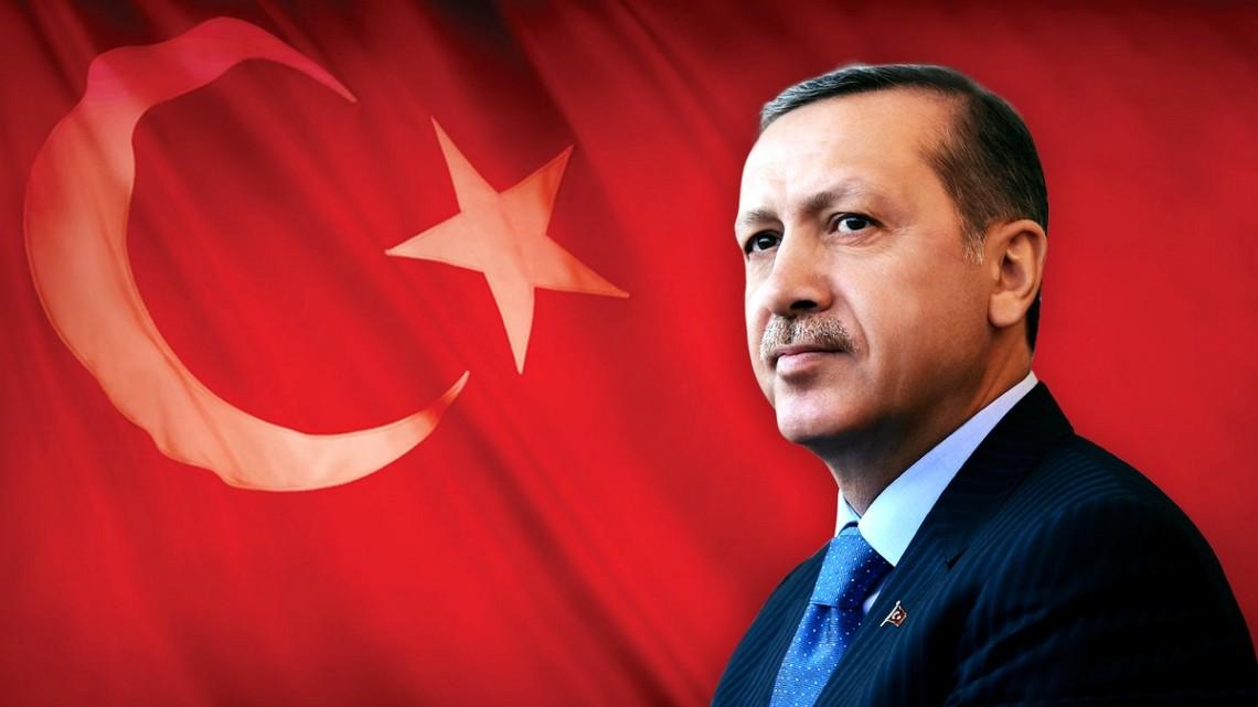 Президент Турции — Реджеп Тайип Эрдоган