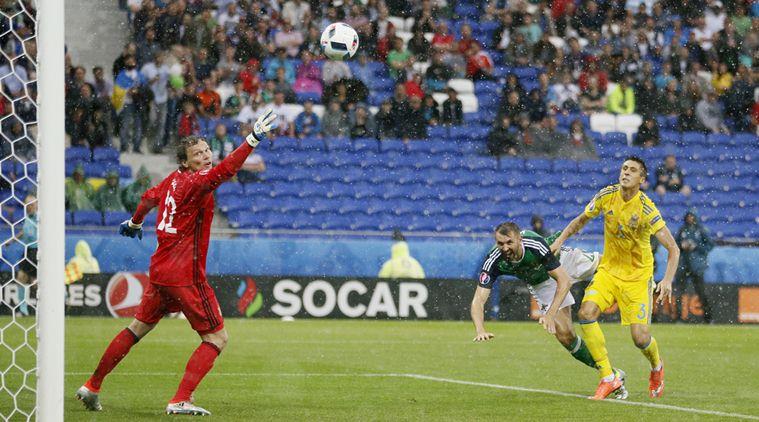 Евро-2016. Украина – Северная Ирландия