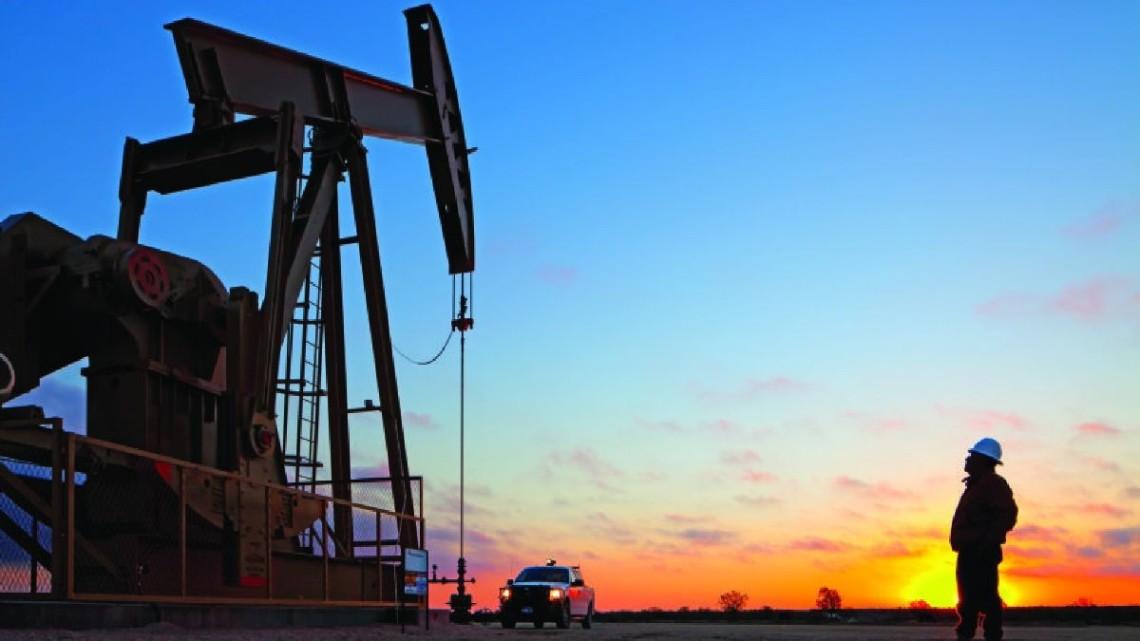 нефть в Украине