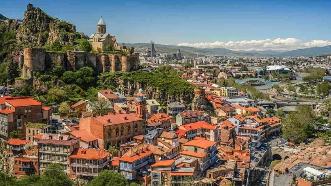 Тбилиси — столица и крупнейший город Грузии