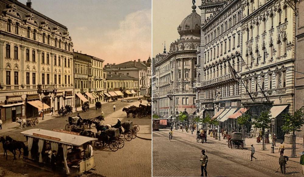 Бухарест и Будапешт