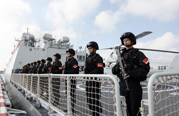 Военно-морская армия Китая