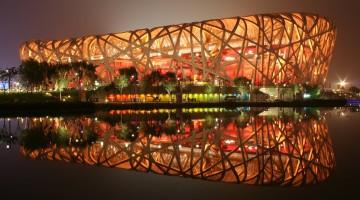 Национальный стадион в Пекине, Китай