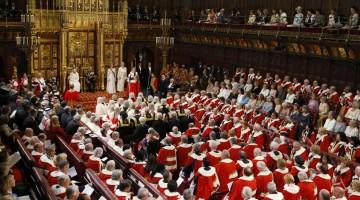 Палата Лордов в Великобритании