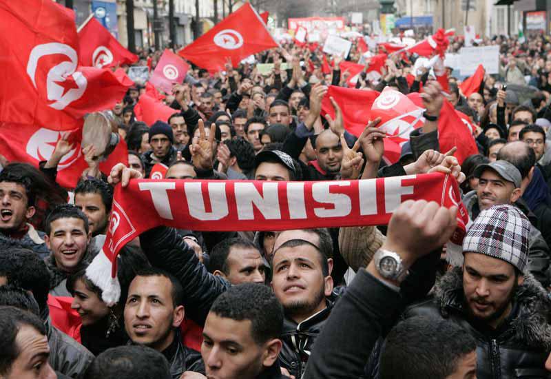 Жасминовая революция (14 января 2011 года) в Тунисе