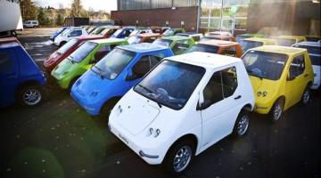 Buddy — трёхместный норвежский внутригородской электромобиль