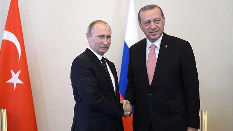 Итоги визита Эрдогана в Россию