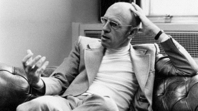 michael foucault s theory of power