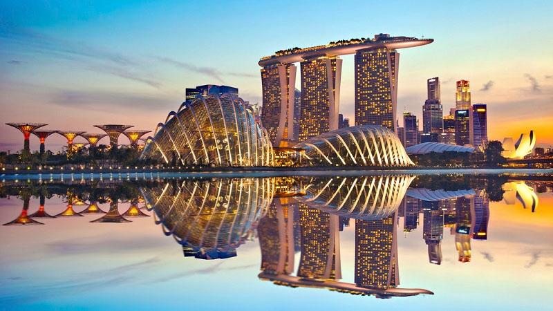 Республика Сингапур