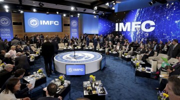 Денег больше не будет. МВФ кончилась