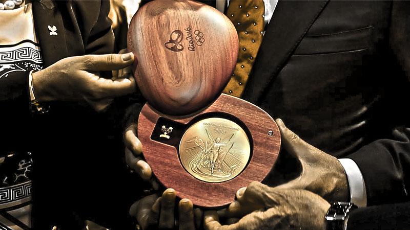 «альтернативное» олимпийское золото