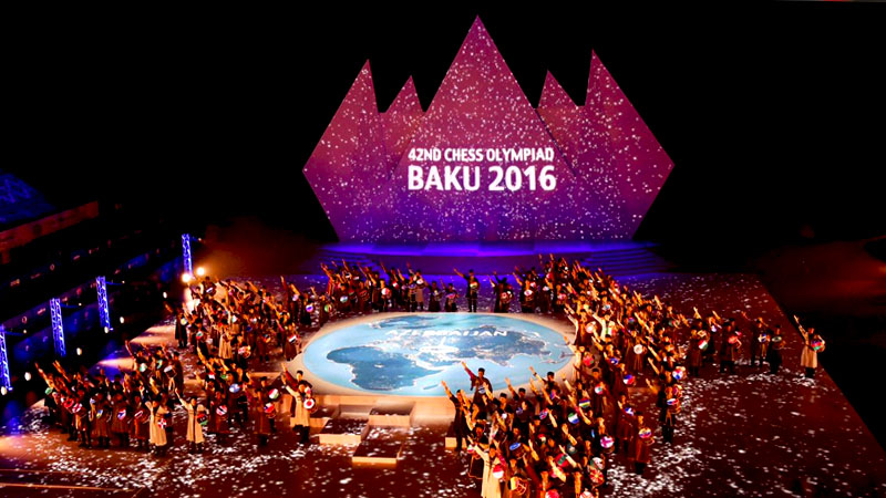 Шахматная Олимпиада 2016