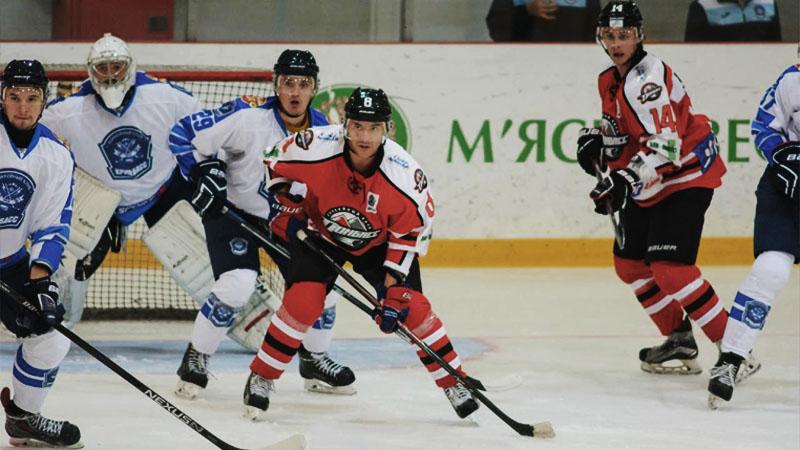 Контуры насыщенного хоккейного сезона