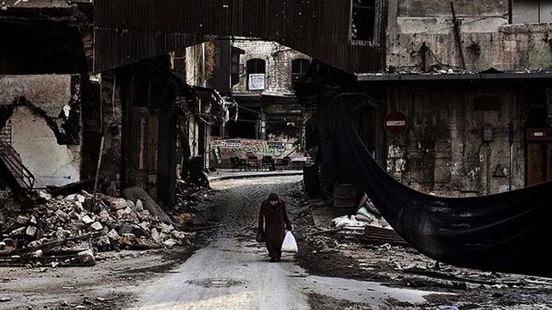 Точка войны в Алеппо становится многоточием…
