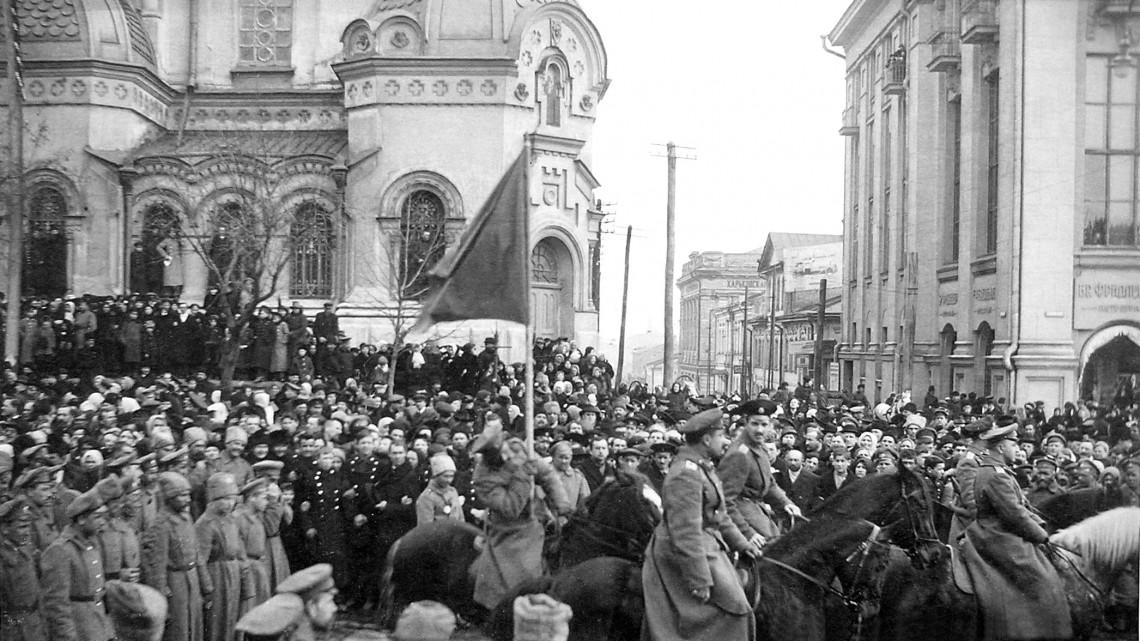 Революции в Украине