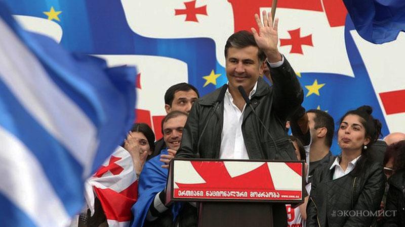 Не выбрали в Грузии не простили в Одессе