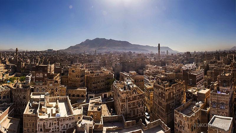 Сана — столица и крупнейший город Йемена
