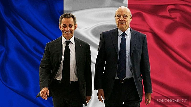 Саркози и Жюппе