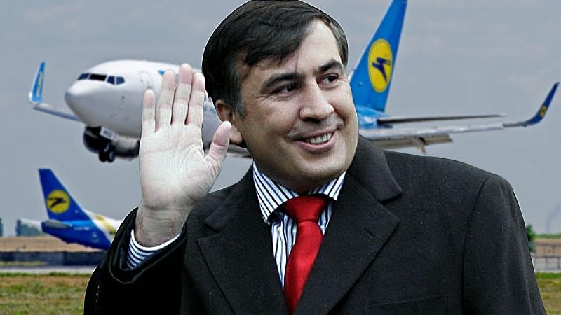 Саакашвили грозится осиротить Украину