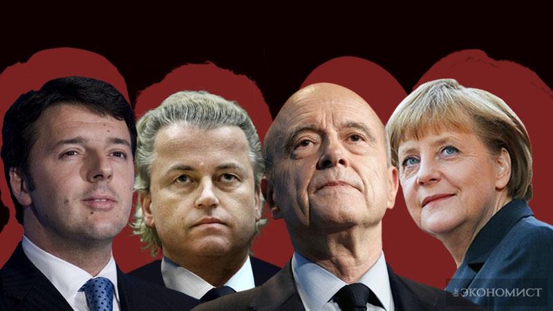 Что выберут европейцы. Европа сворачивает вправо