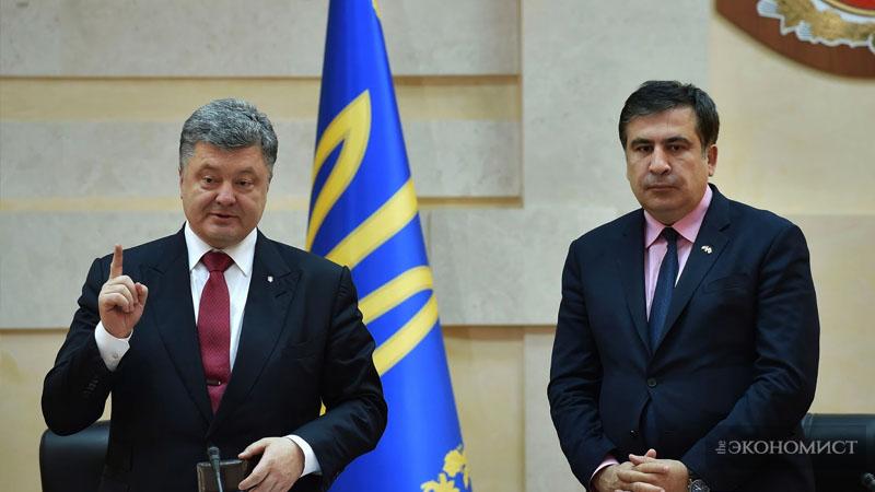 Американские СМИ дискредитировали Саакашвили