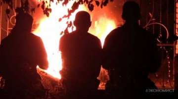 «Мирная» картина для Гааги – черкасский захват полиции