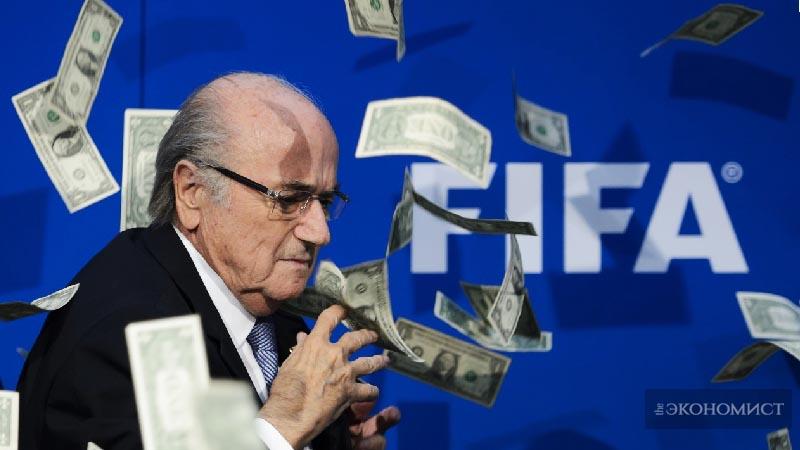 Куда идёт футбол с ФИФА? Большой-большой секрет