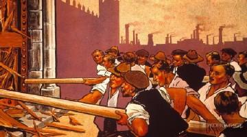 Рабочий класс Франции