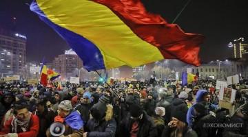 Румынский майдан – почему молчат СМИ