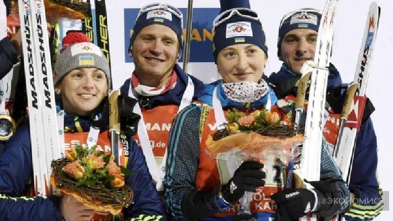 В миксте Украина в составе Ирины Варвинец, Ольги Абрамовой, Сергея Семенова и Дмитрия Пидручного сумела громко напомнить о себе, заняв третье место.
