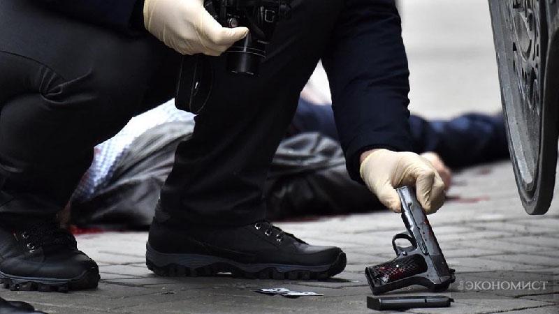 убийство Вороненкова в Киеве
