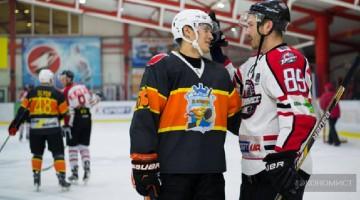 Хоккейный чемпионат Украины