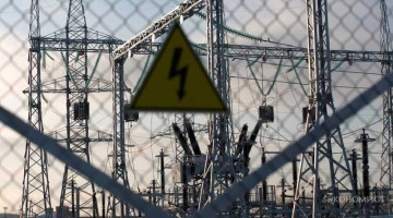 Припинення поставок електроенергії на ЛНР
