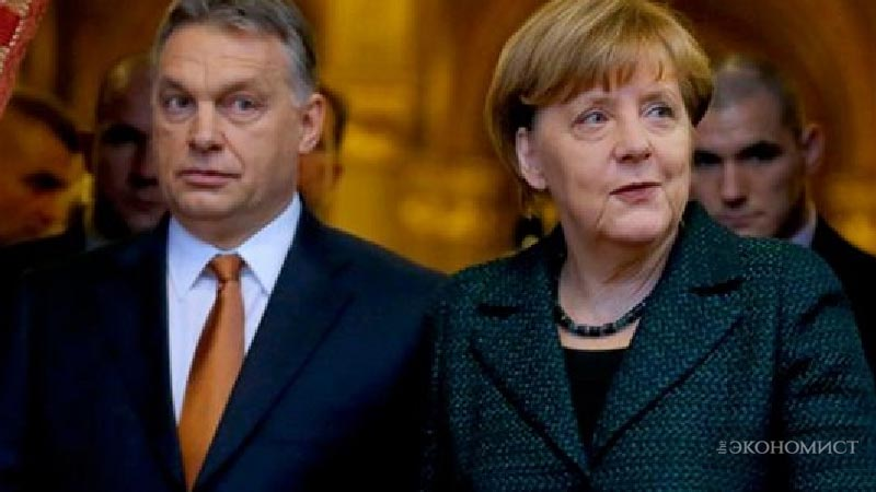 Раздор в ЕС