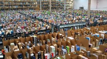 Амазон несет интернет-торговлю на Восток
