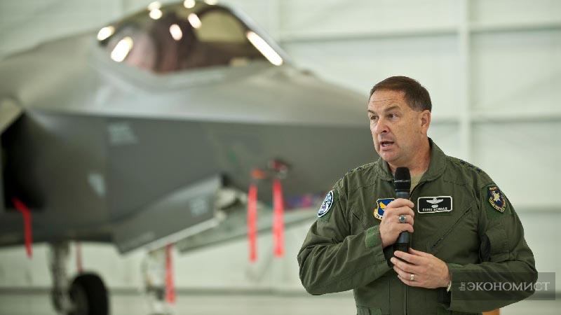 F-35 – пальцем в небо