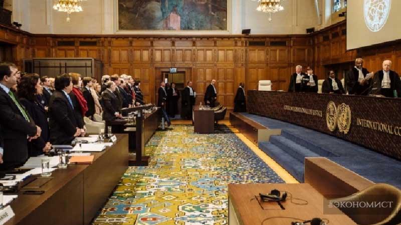 Дипломатический иловайск в Гааге