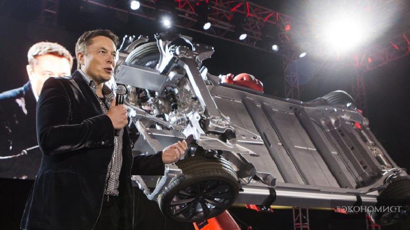 Тесла вселяет надежды в инвесторов