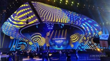 Украина потратила на Евровидение на 20 млн больше, чем Швеция
