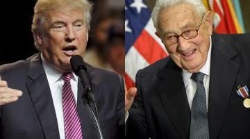 Генри Киссинджер о миропорядке и возможностях США при президенте Трампе