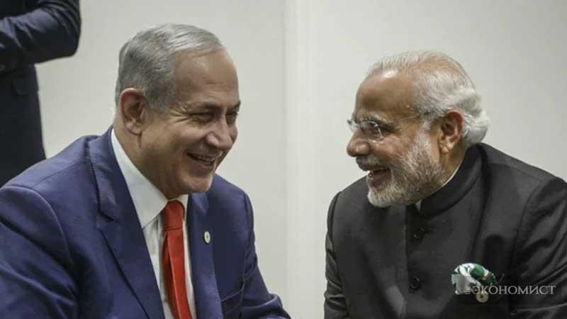 Опыт Израиля на фермах Индии
