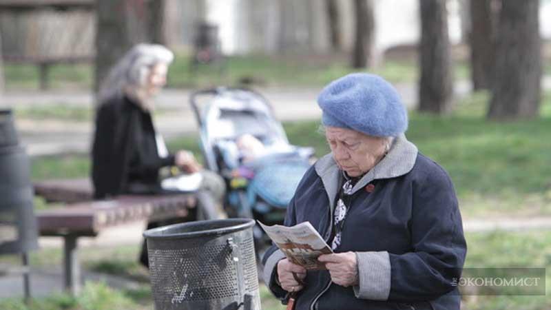 Два кілограми гречки для пенсіонера