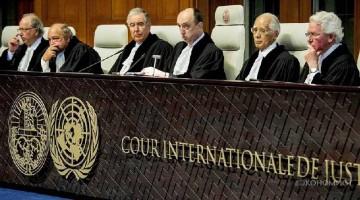 Международные органы и суд в Гааге призывают Украину к ответу