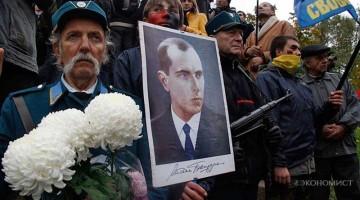 История должна «работать» на будущее Украины