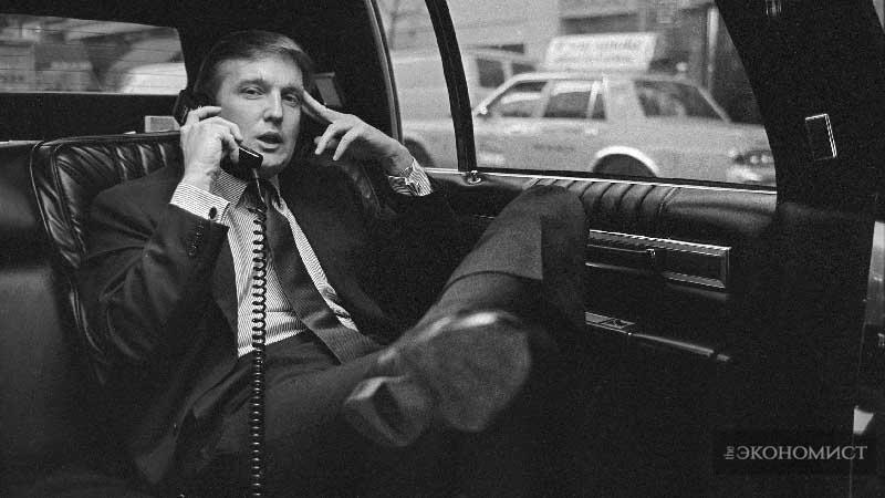 33-летний Трамп